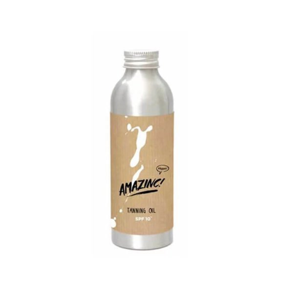 Amazinc Oleo Bronzeador 100ml Mind The Trash