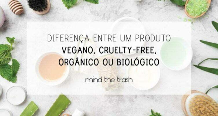 Produtos Veganos, biológicos e cruelty free