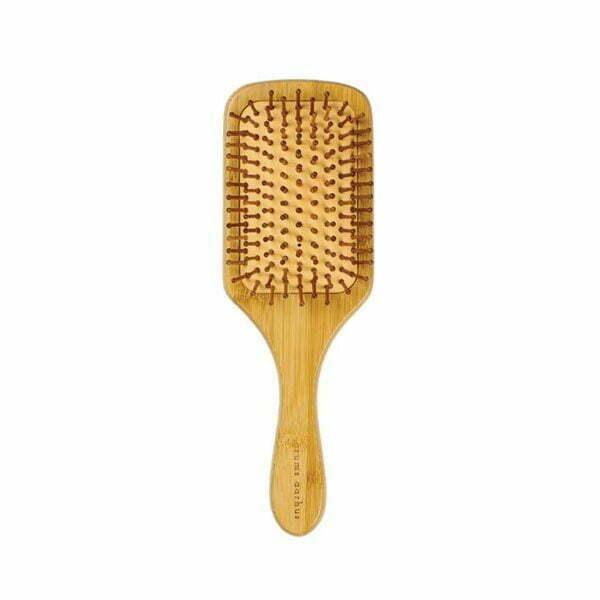 Escova de Cabelo de Bambu